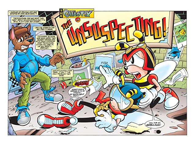 Knuckles the Echidna #13