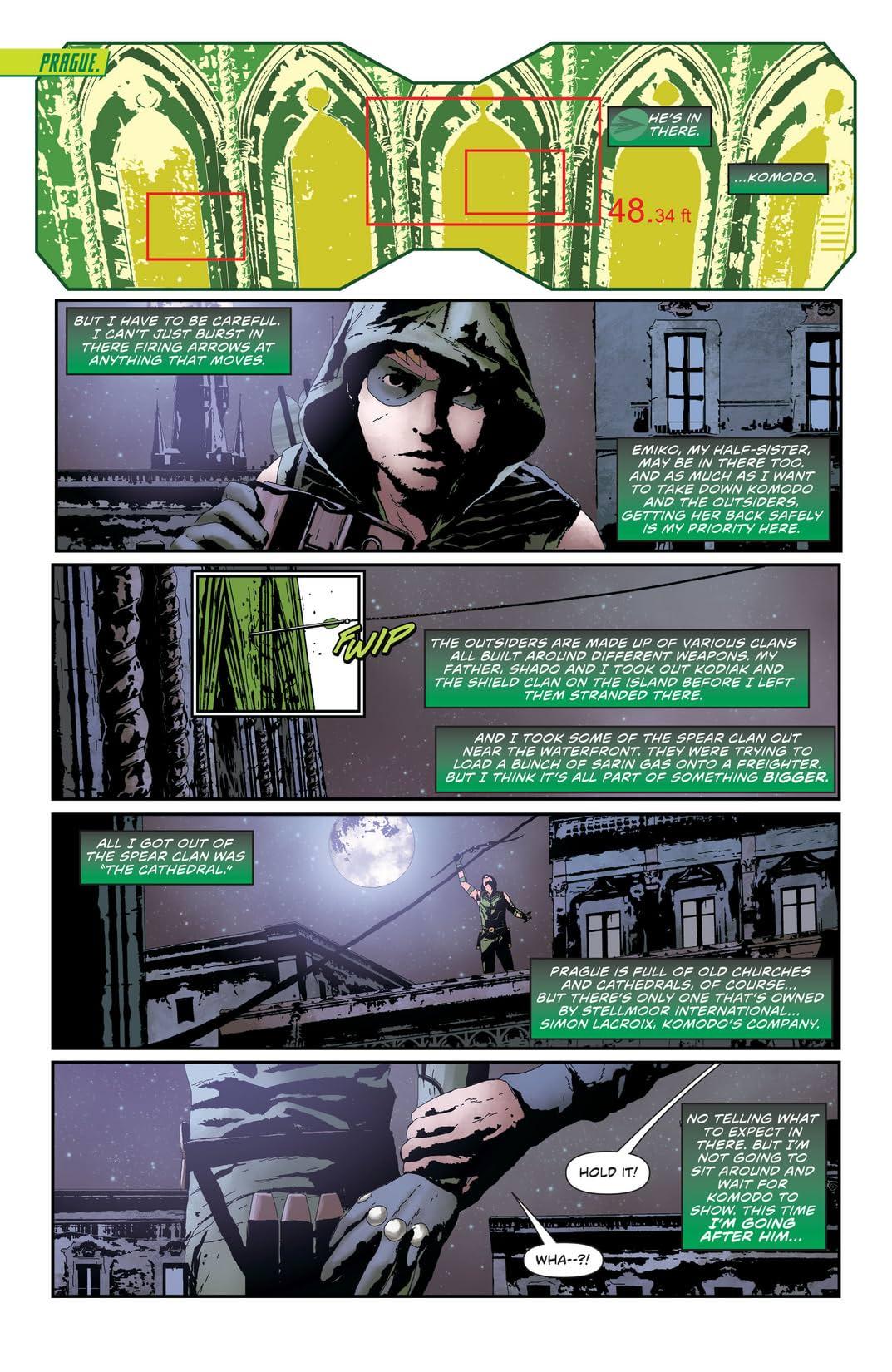 Green Arrow (2011-) #30
