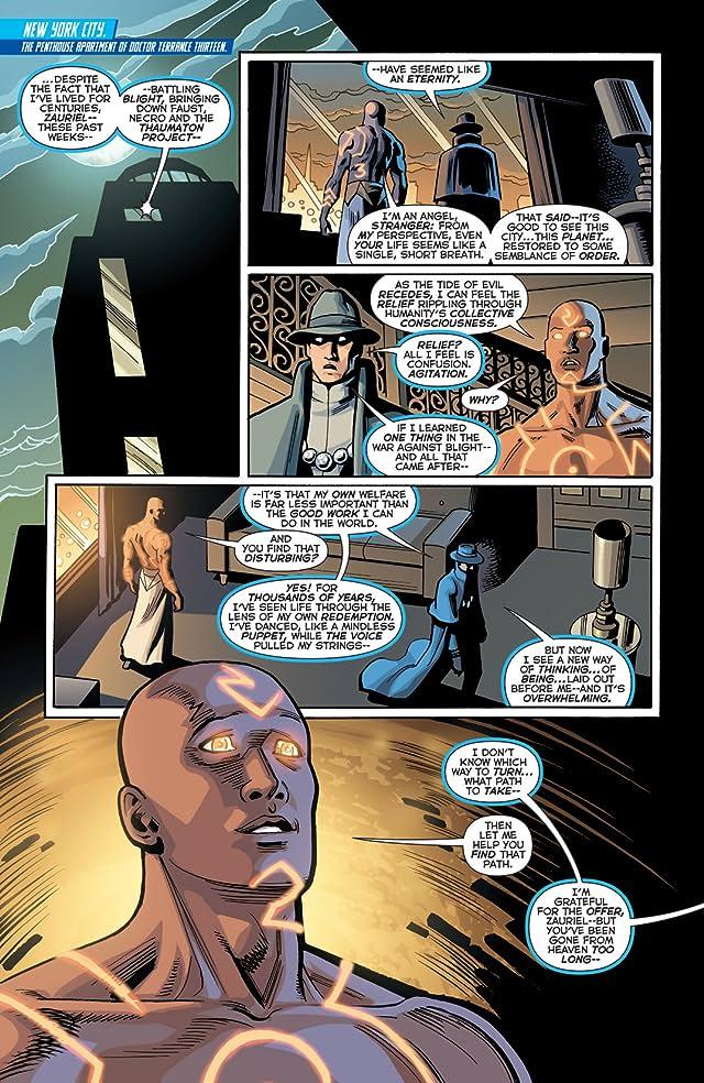 click for super-sized previews of The Phantom Stranger (2012-2014) #18