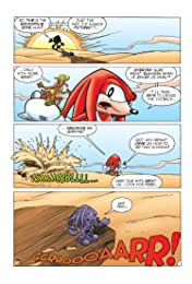 Sonic's Friendly Nemesis: Knuckles #2