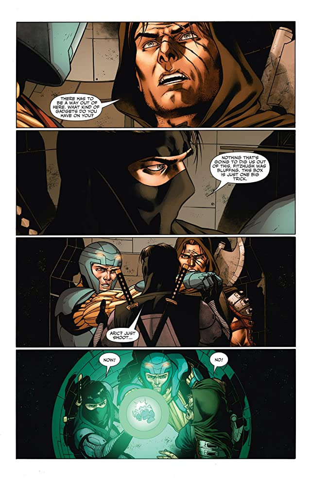 click for super-sized previews of UNITY (2013- ) #6: Digital Exclusives Edition