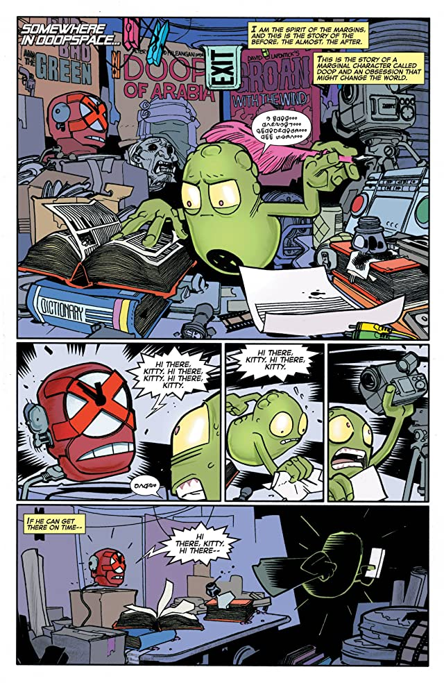 click for super-sized previews of All-New Doop #1