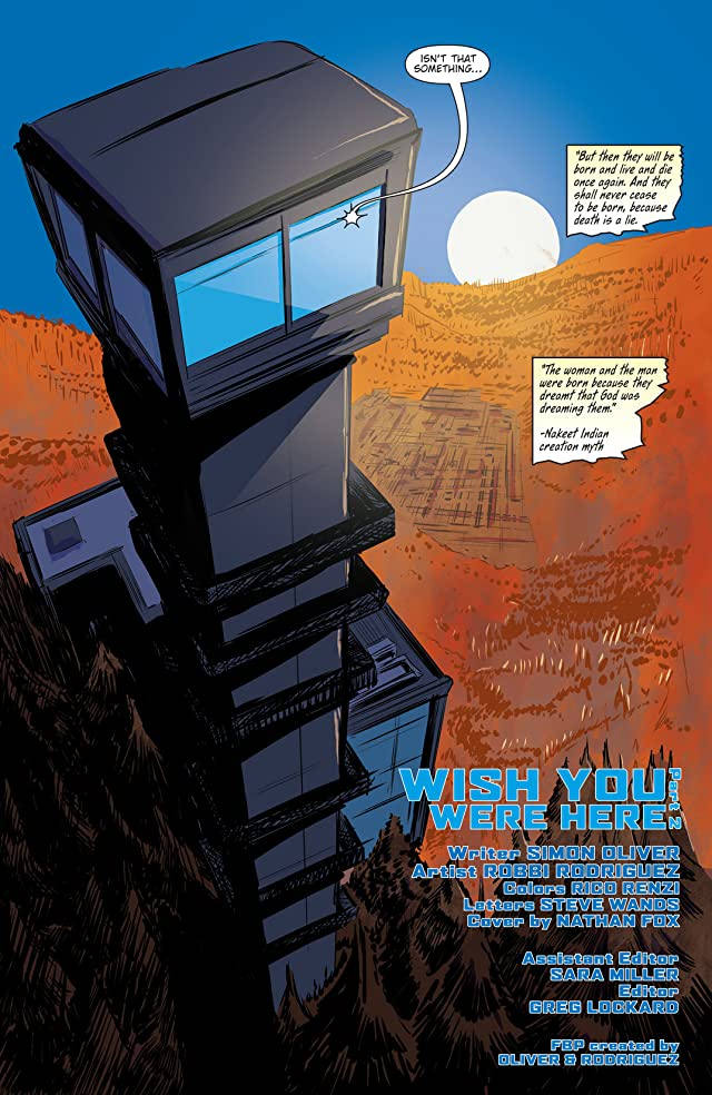 click for super-sized previews of FBP: Federal Bureau of Physics #9