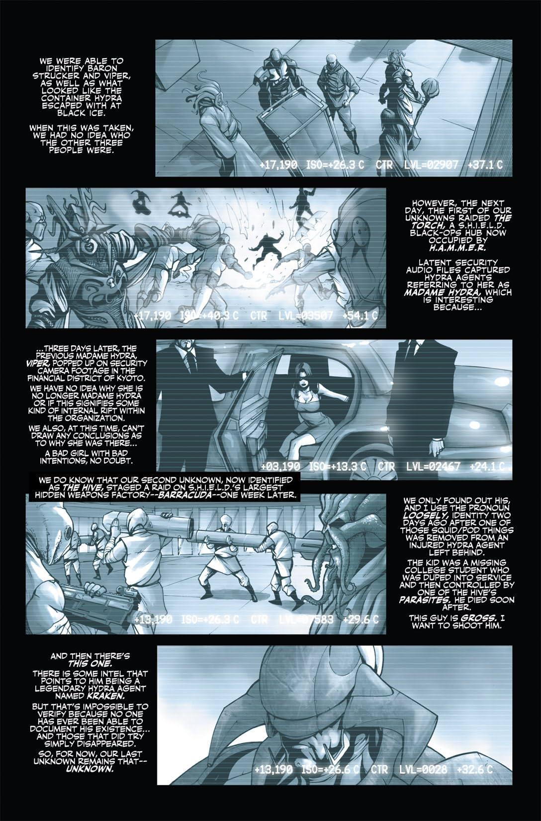 Secret Warriors (2008-2011) #3