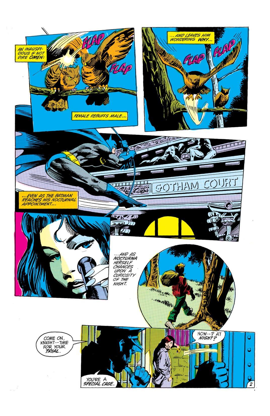 Detective Comics (1937-2011) #530