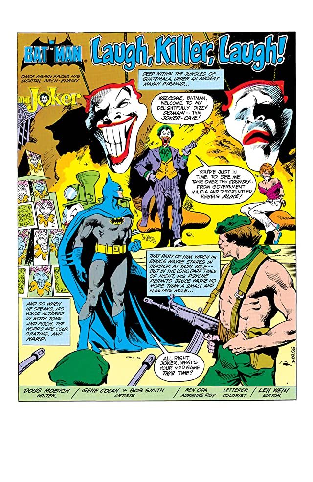 click for super-sized previews of Detective Comics (1937-2011) #532