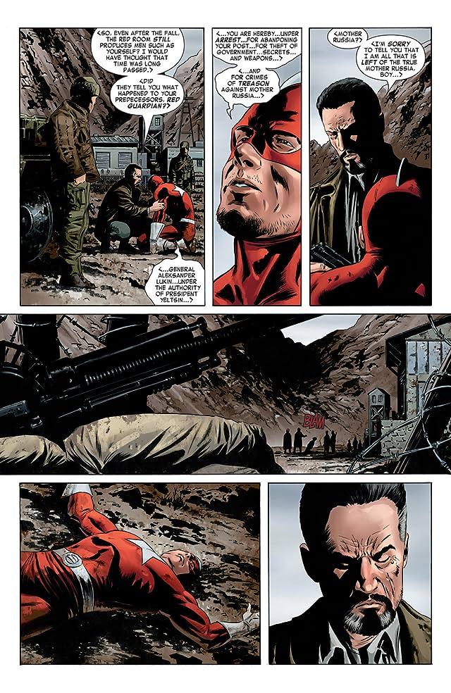 Captain America: Winter Soldier #1: Directors Cut