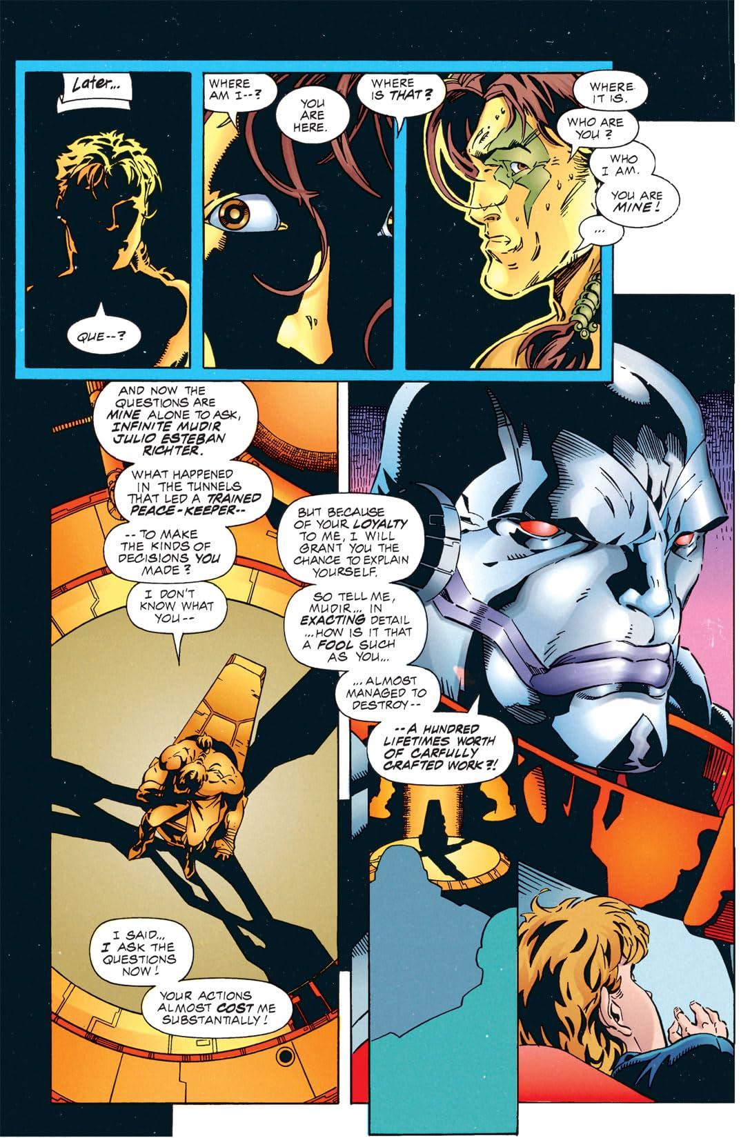 Gambit & The X-Ternals #4