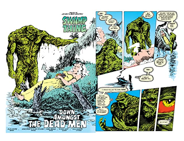 Swamp Thing (1982-1996) #2: Annual