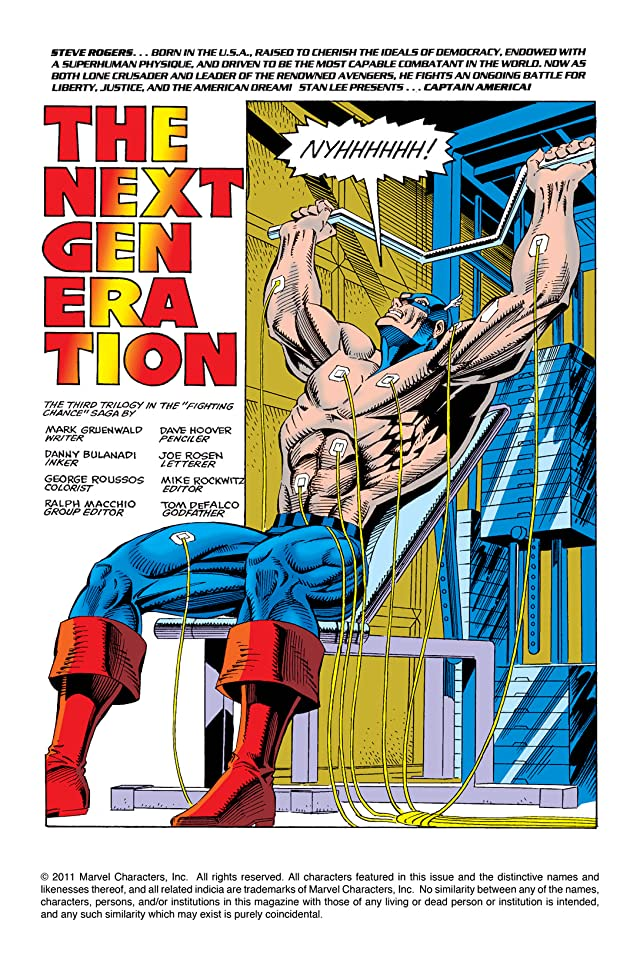 click for super-sized previews of Captain America (1968-1996) #431