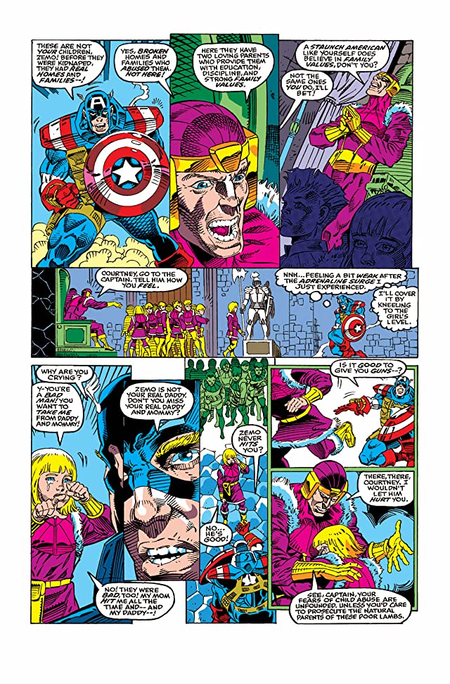 click for super-sized previews of Captain America (1968-1996) #432