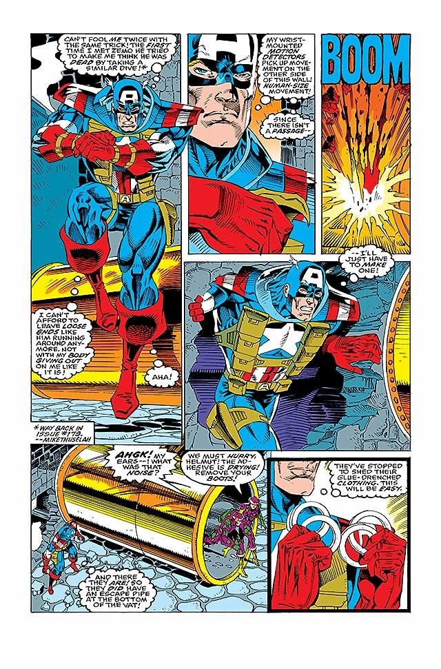 Captain America (1968-1996) #434