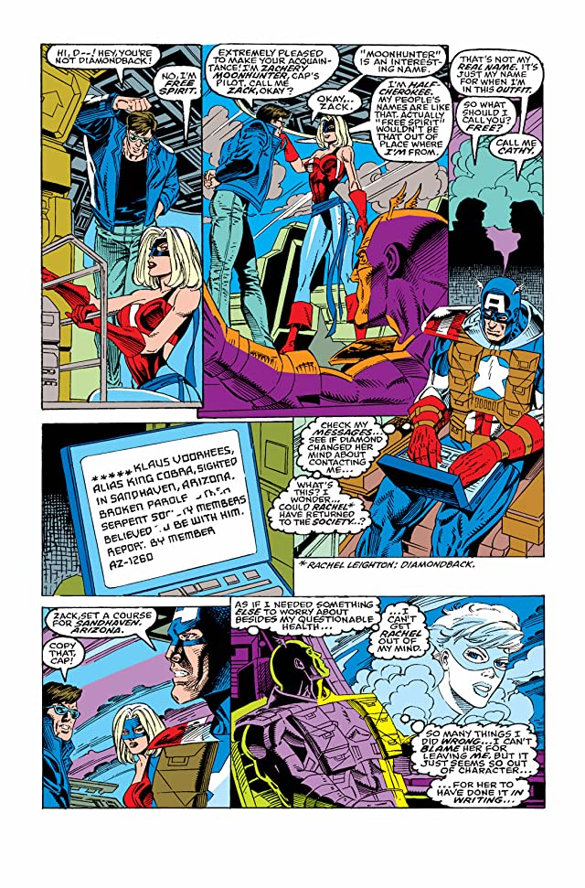click for super-sized previews of Captain America (1968-1996) #435