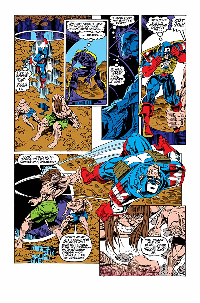 click for super-sized previews of Captain America (1968-1996) #436