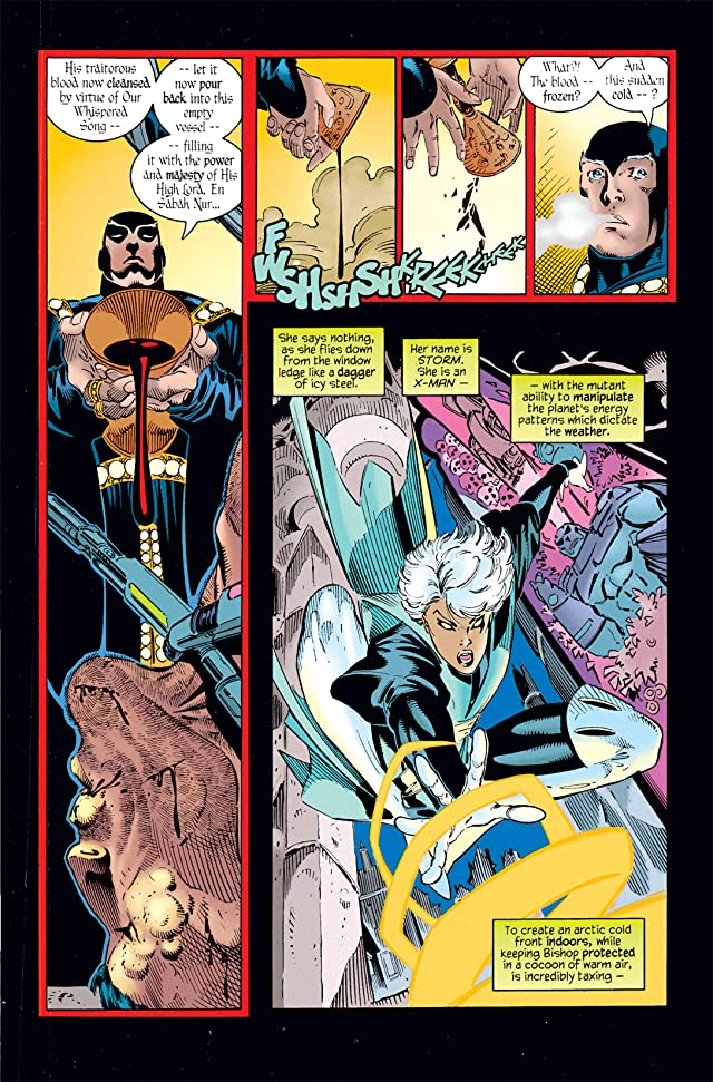 click for super-sized previews of Amazing X-Men (1995) #4