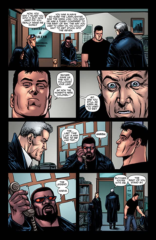 click for super-sized previews of The Boys #50