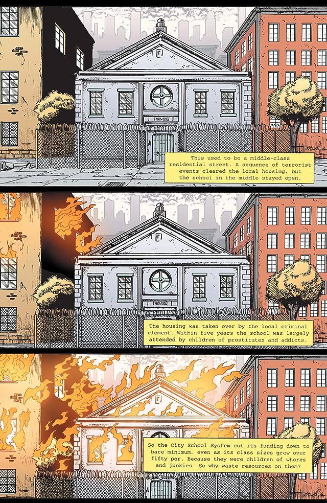 click for super-sized previews of Transmetropolitan #42