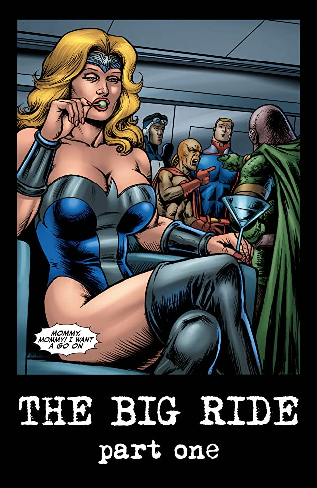 click for super-sized previews of The Boys #56