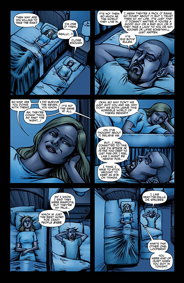 click for super-sized previews of The Boys #57