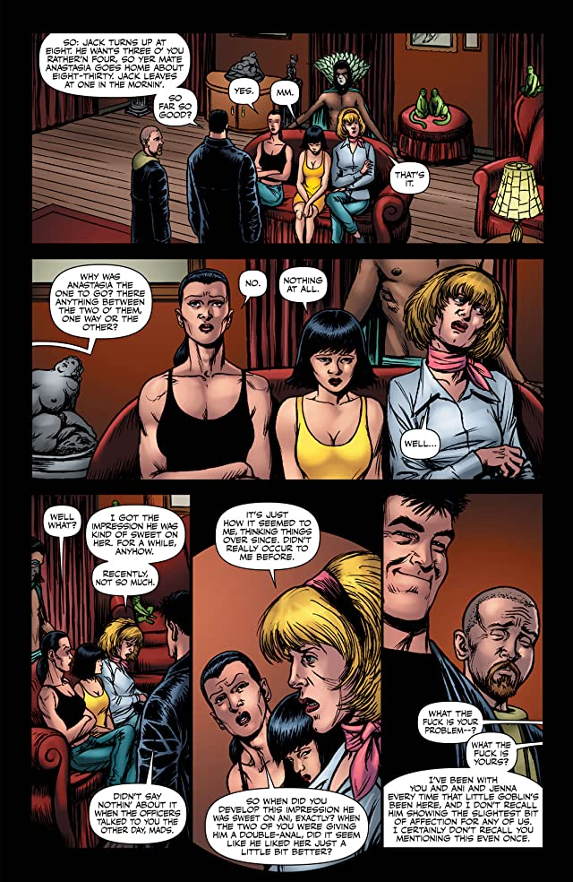 click for super-sized previews of The Boys #58