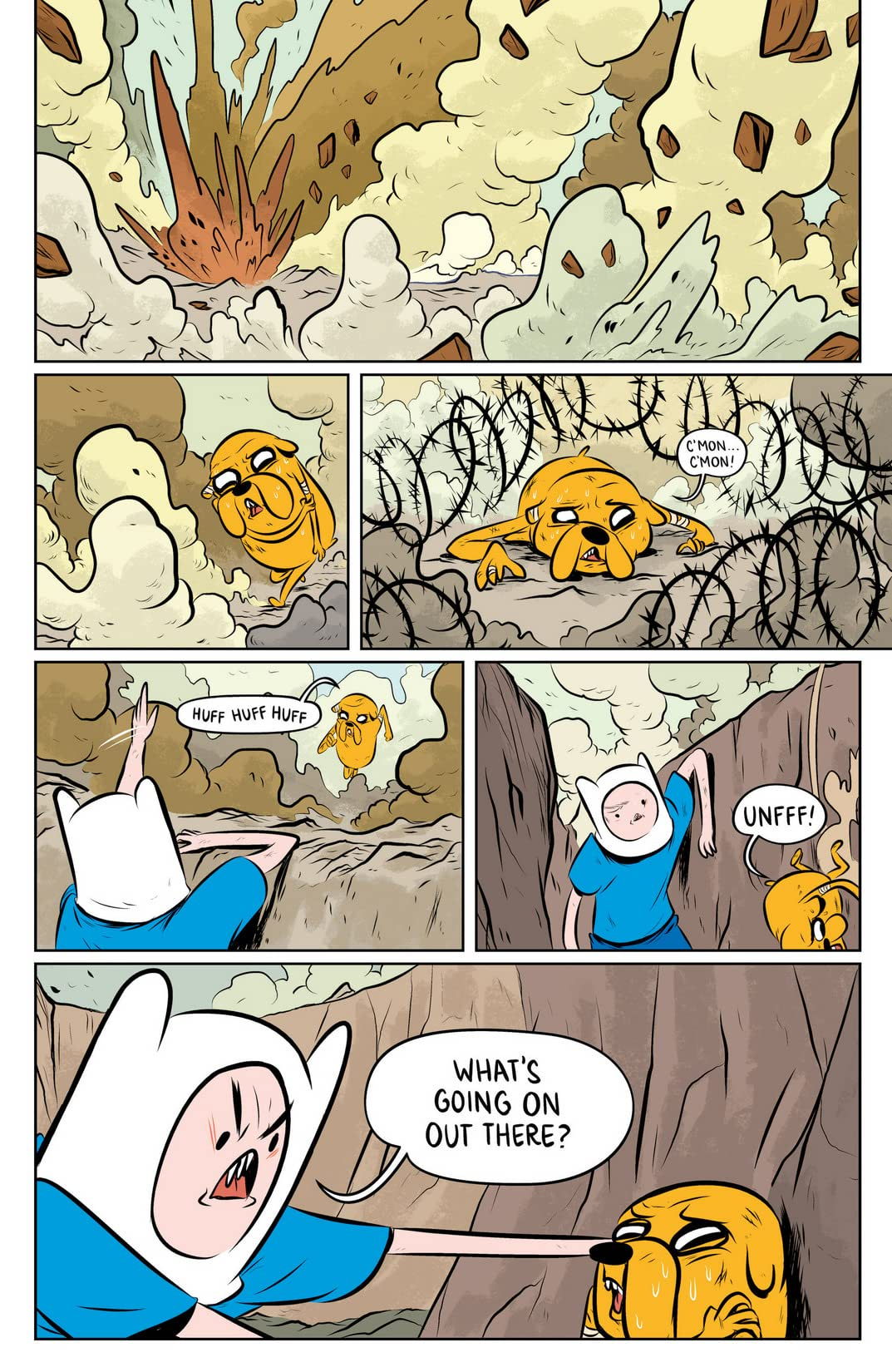Adventure Time: The Flip Side #4 (of 6)