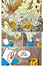 click for super-sized previews of Adventure Time: The Flip Side #4