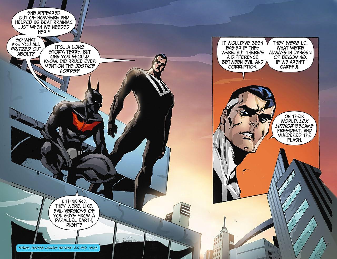Justice League Beyond 2.0 (2013-2014) #17