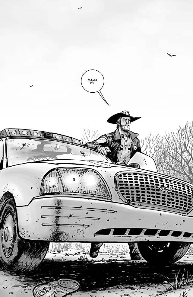 click for super-sized previews of The Walking Dead #2