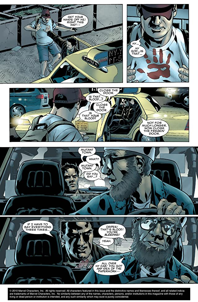 click for super-sized previews of Madrox #1: Marvel Knights