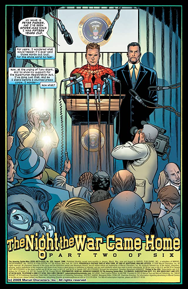 click for super-sized previews of Amazing Spider-Man (1999-2013) #533