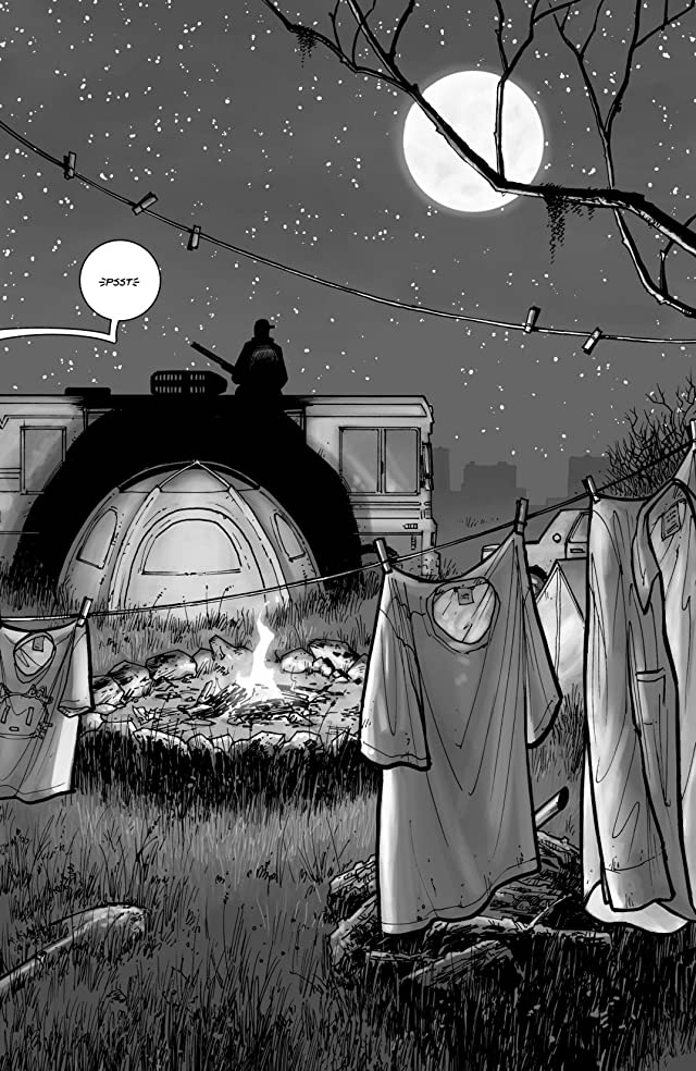click for super-sized previews of The Walking Dead #4