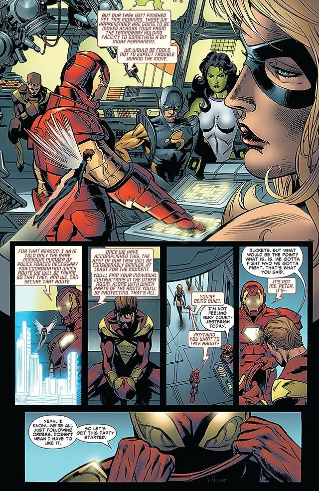 Amazing Spider-Man (1999-2013) #534