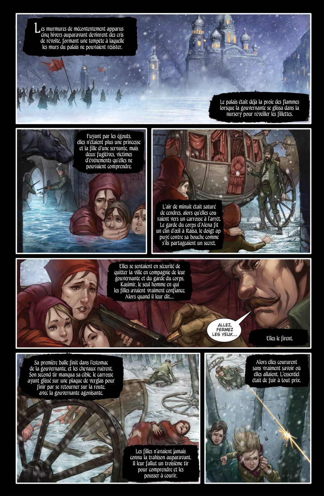 Carbon Grey Vol. 2: Filles de la Pierre