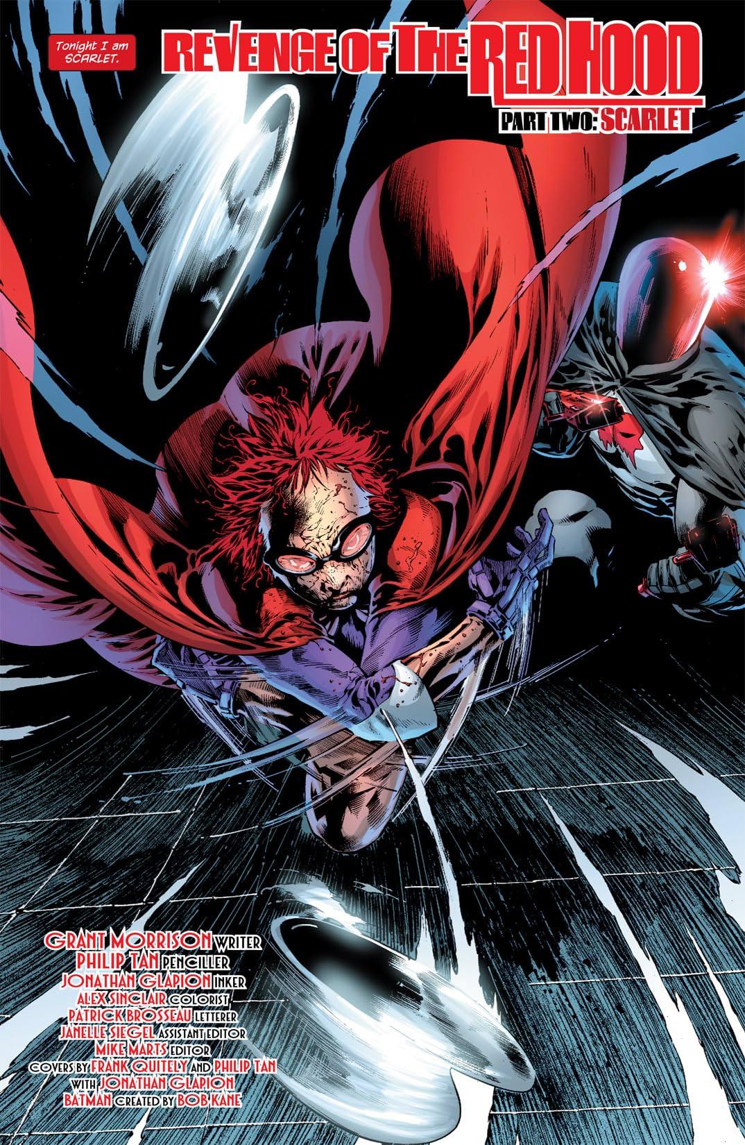 Batman and Robin (2009-2011) #5