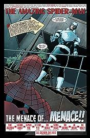 Amazing Spider-Man (1999-2013) #550