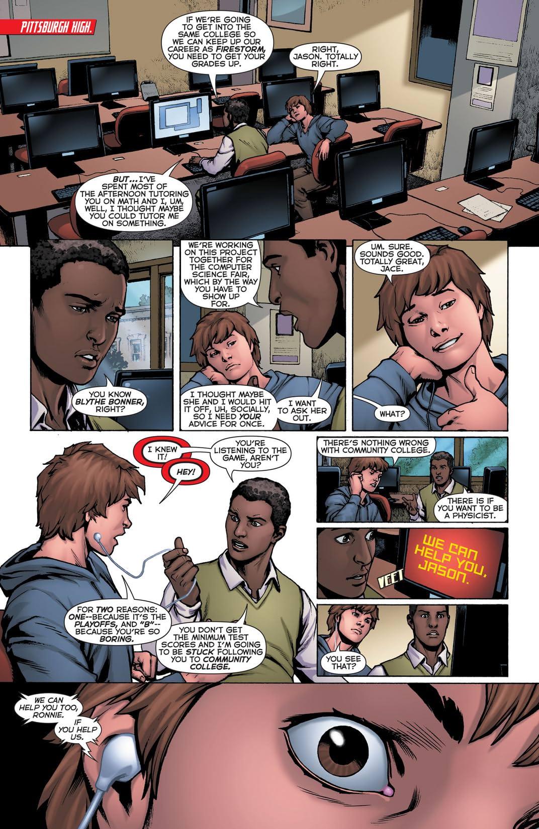Justice League (2011-) Vol. 4: The Grid