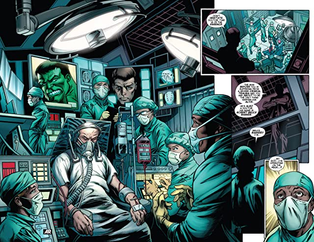click for super-sized previews of Hulk (2014-2015) #1