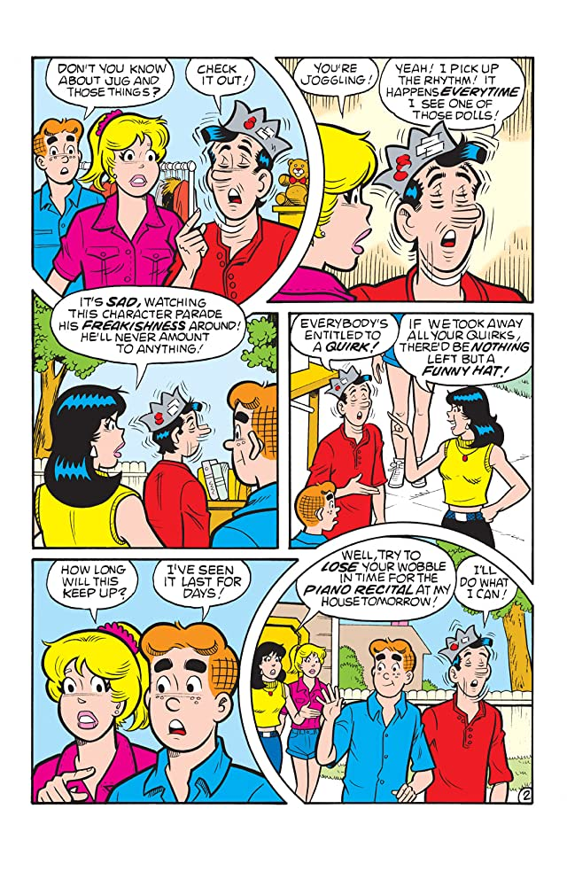 click for super-sized previews of Jughead #151