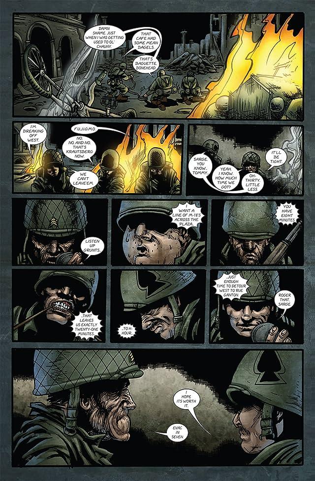 Grunts: War Stories: Preview