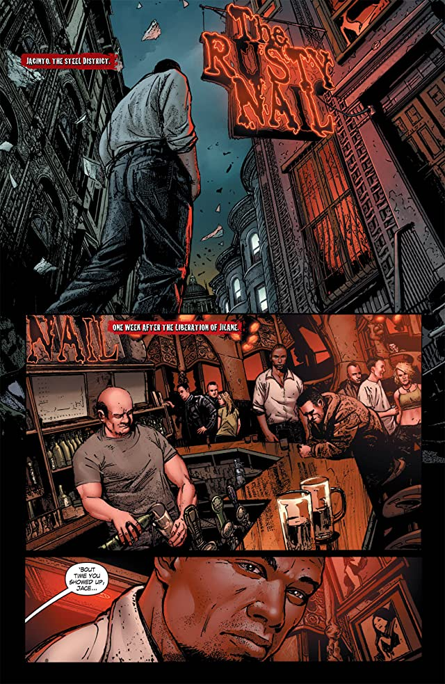 click for super-sized previews of Gears of War #14