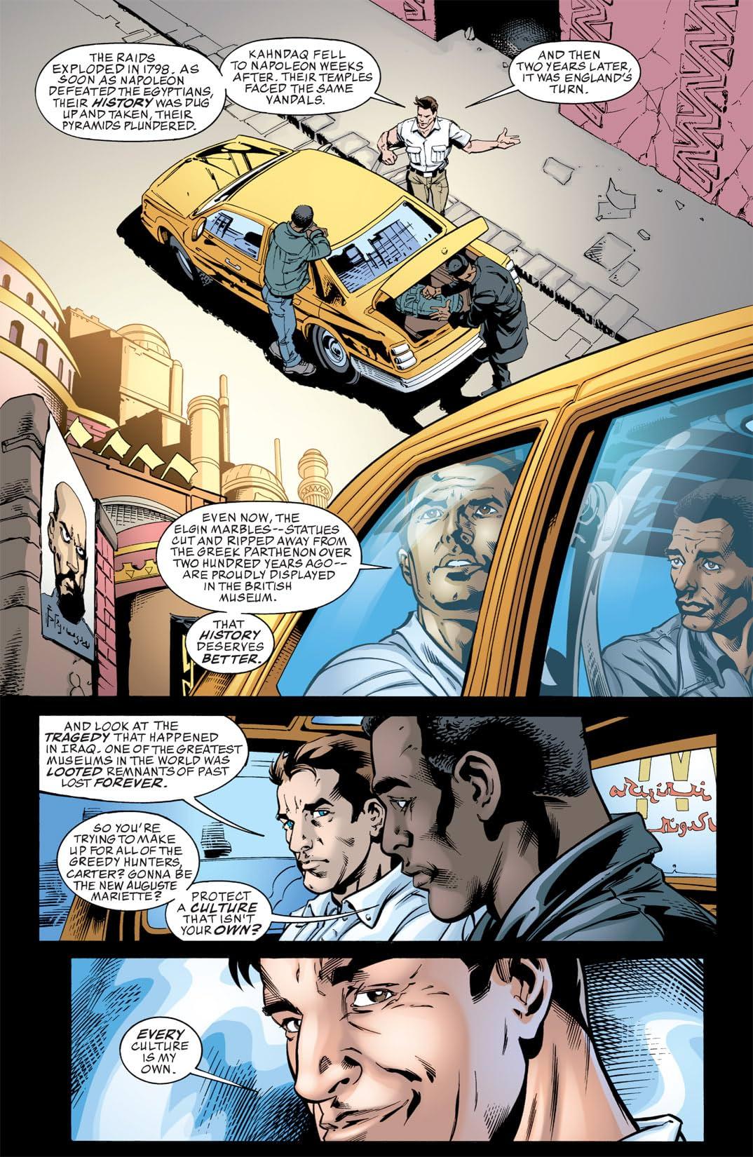 Hawkman (2002-2006) #19