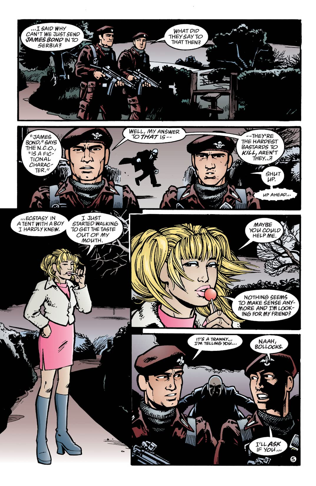 The Invisibles Vol. 3 #9