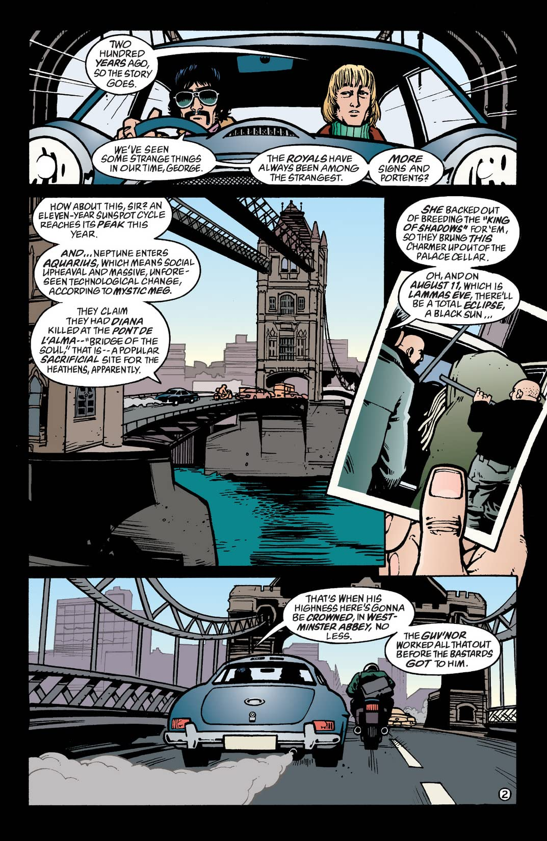 The Invisibles Vol. 3 #11