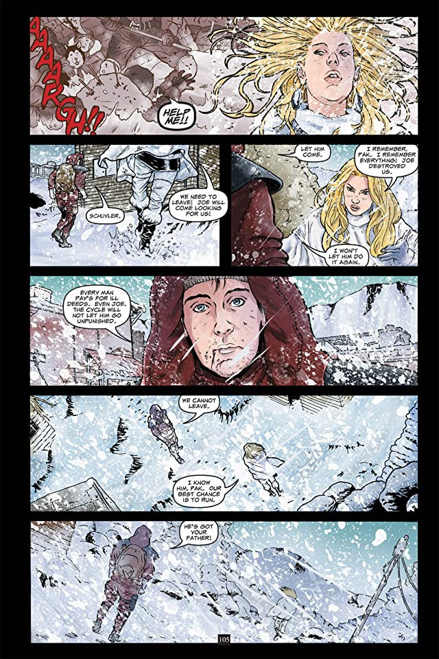 click for super-sized previews of North Wind #5