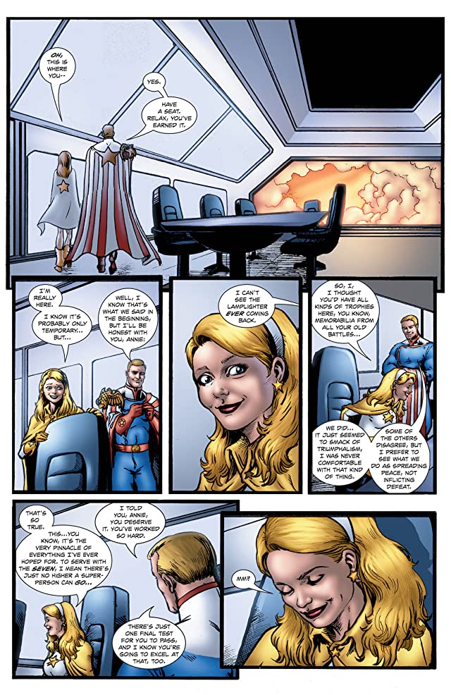 click for super-sized previews of The Boys #3