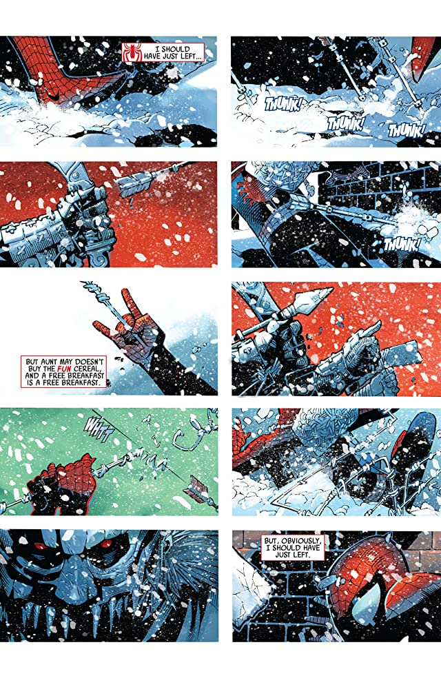 click for super-sized previews of Amazing Spider-Man (1999-2013) #555