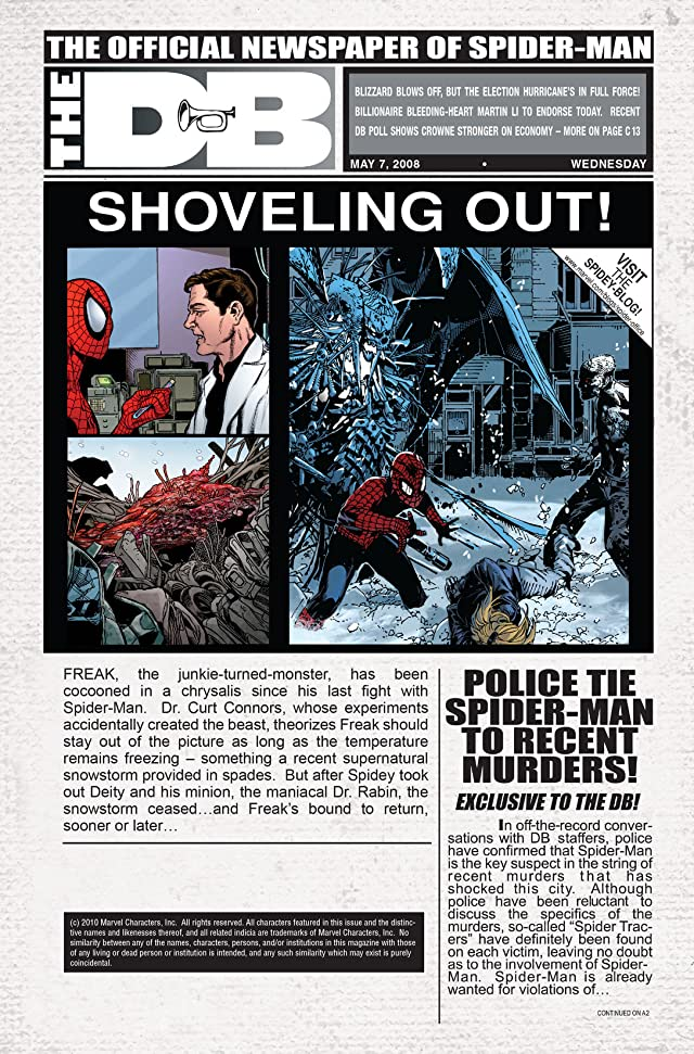 click for super-sized previews of Amazing Spider-Man (1999-2013) #558