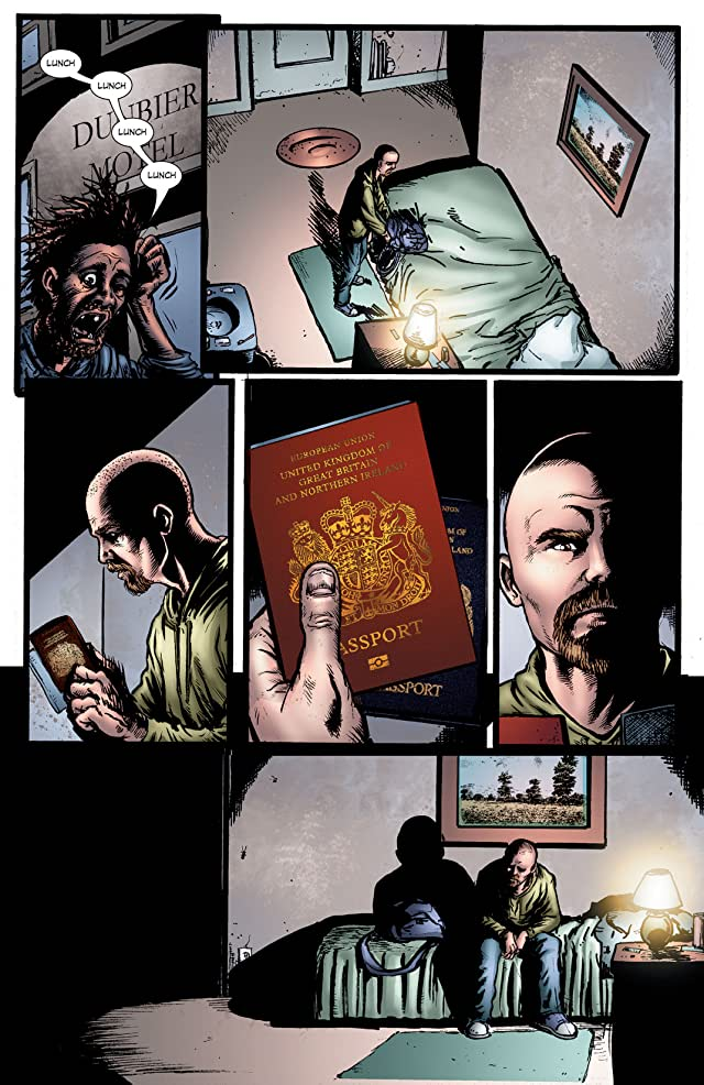 click for super-sized previews of The Boys #4