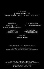 John Carpenter's Asylum #5