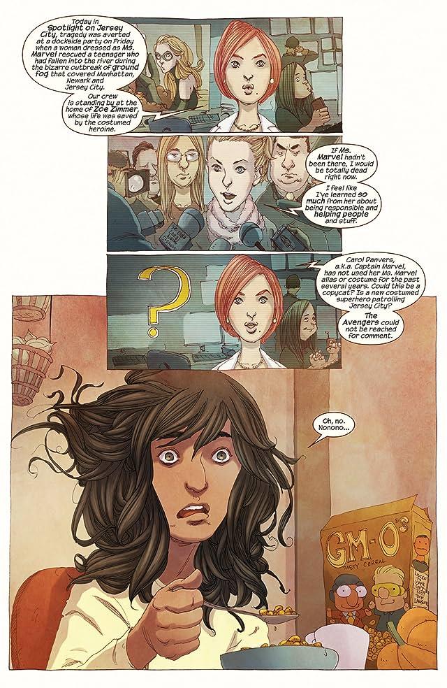 Ms. Marvel (2014-2015) #3